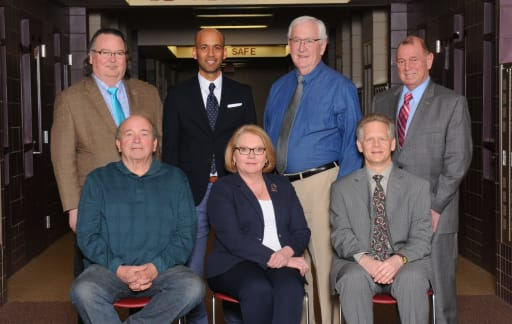 Meet the School Board - Rosemount-Apple Valley-Eagan ISD 196