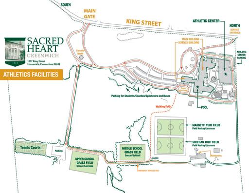 Facilities - Sacred Greenwich on