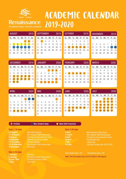 Summer Games Done Quick 2020 Schedule.Academic Calendar Renaissance International School Saigon