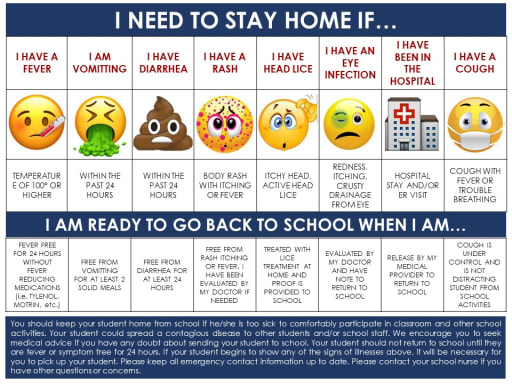 Sick Child - Renton School District 403