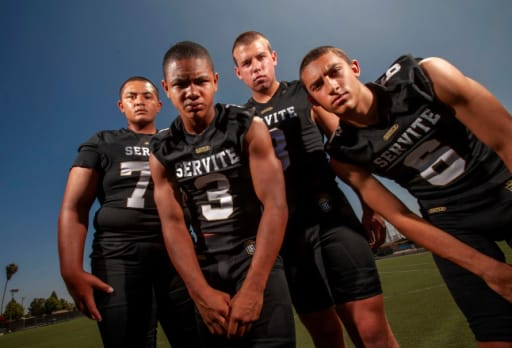 Football News - A Catholic All-Boy College Prep High School