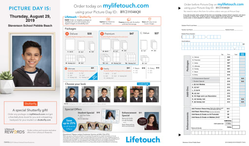 order form mylifetouch.com picture day  Place an Order Online for Picture Day 5 | PB Story Details