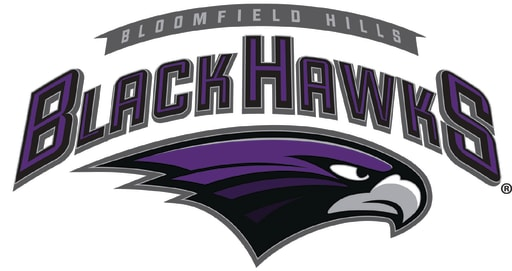 BHHS Black Hawks Logo