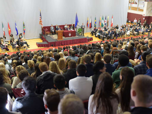 Naturalization Ceremony - The Loomis Chaffee School