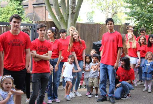 Home - American School in London