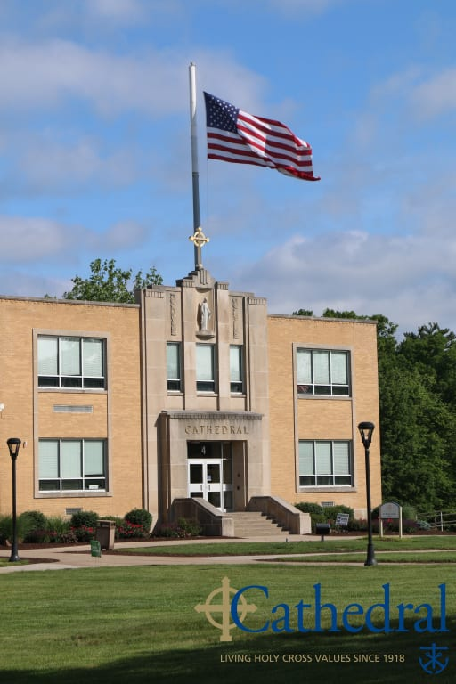 Home - Cathedral High School