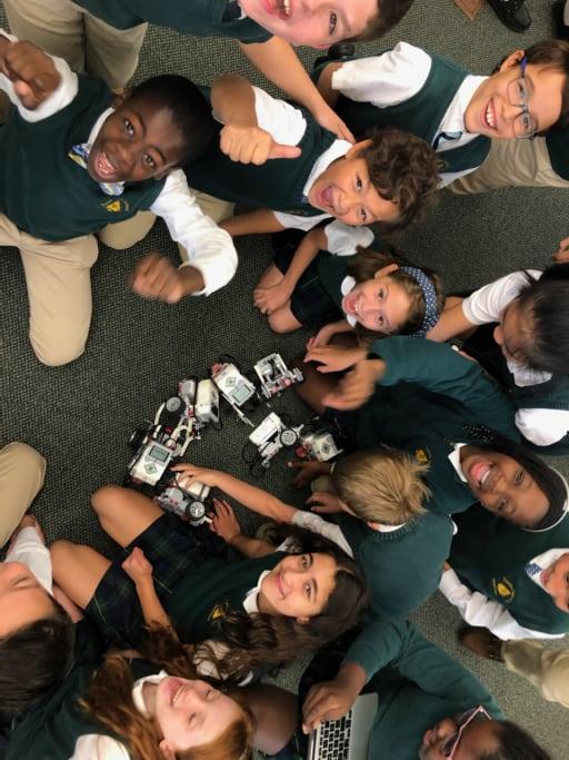 TPS 5th Grade Robotics Tech Expo | Post