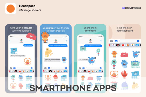 Click here to access smartphone apps