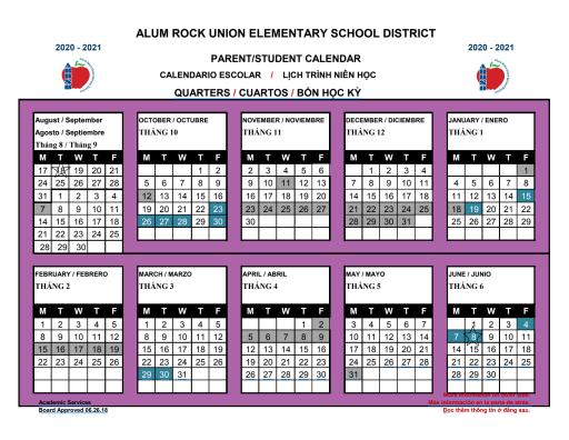 Berkeley Academic Calendar 2021 22