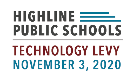 Highline Public Schools Technology Levy November 3, 2020
