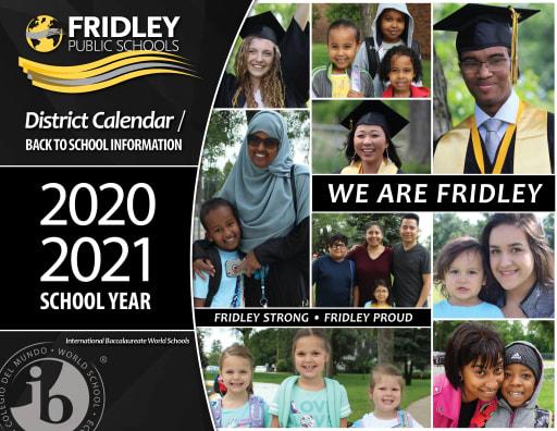 Minneapolis Public Schools Calendar 2022 2023.Calendar Fridley Public Schools