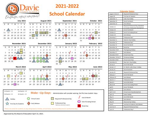 Guilford County Schools Calendar 2022.Craven County Schools Calendar