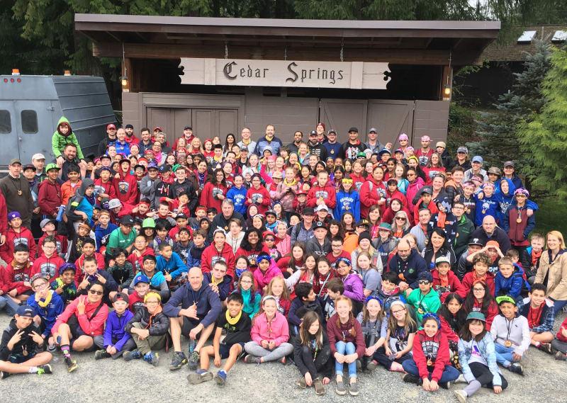 Camp Cedar Springs - Northshore School District