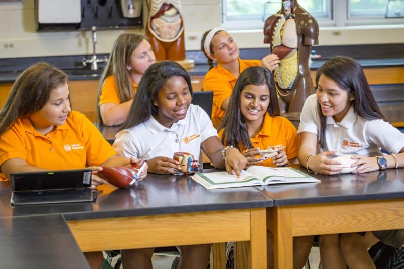 Tuition, Financial Aid & Scholarships - Mercy McAuley High School