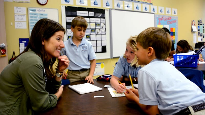 Home - Trinity Episcopal School