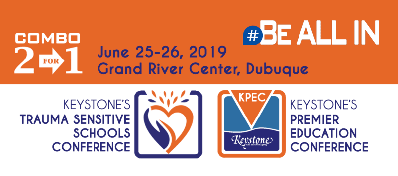 All In 2-for-1 Summer Education Conference KPEC and TSS - Keystone