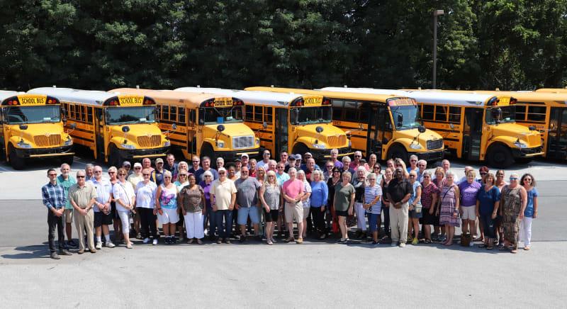 Transportation - Pocopson Elementary School