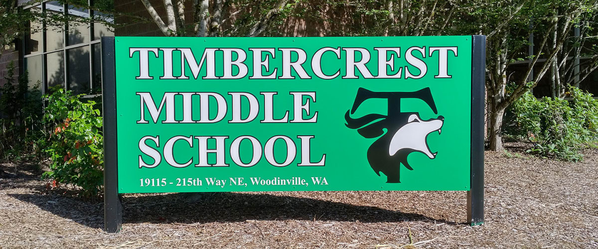 Home Timbercrest Middle