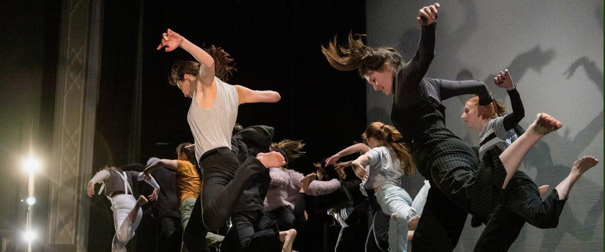 Dance - Rowland Hall