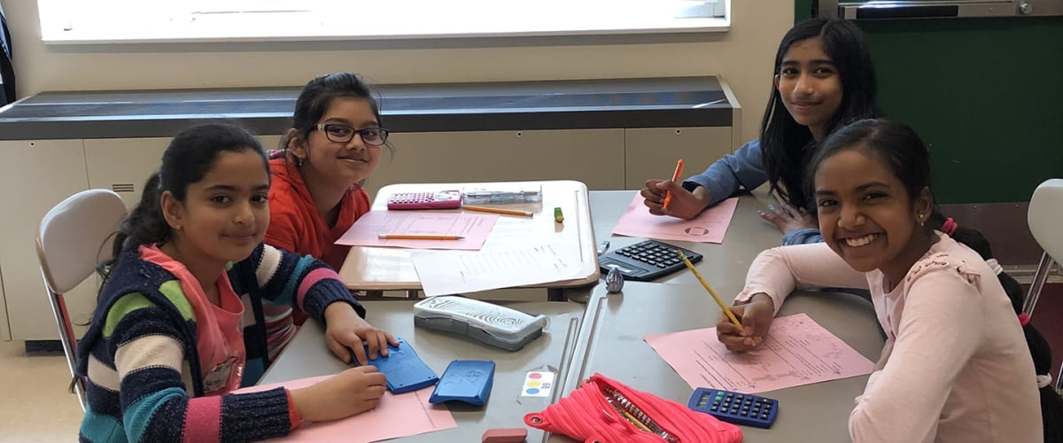 Northshore Elementary Students Compete in Math Olympiad | News Post
