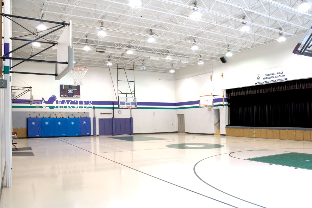 Edyth B Lindner gym