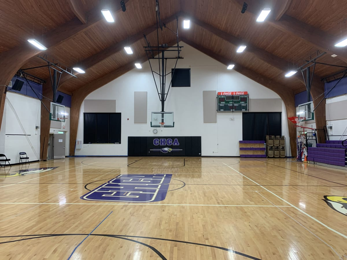 Founders campus gymnasium