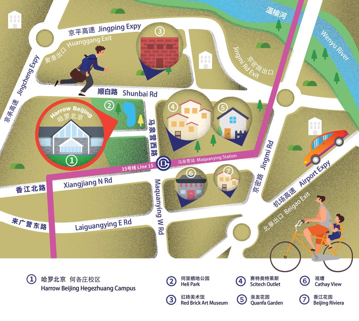 HarrowBeijing