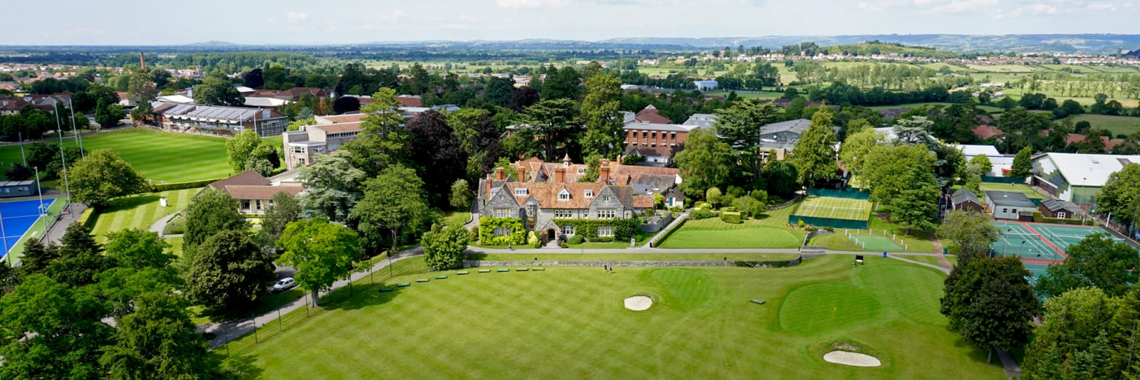 Our Campuses - Millfield School