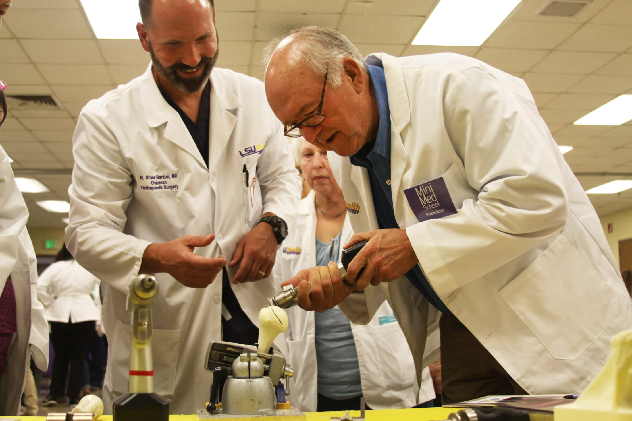 Mini Medical School - Louisiana State University Health