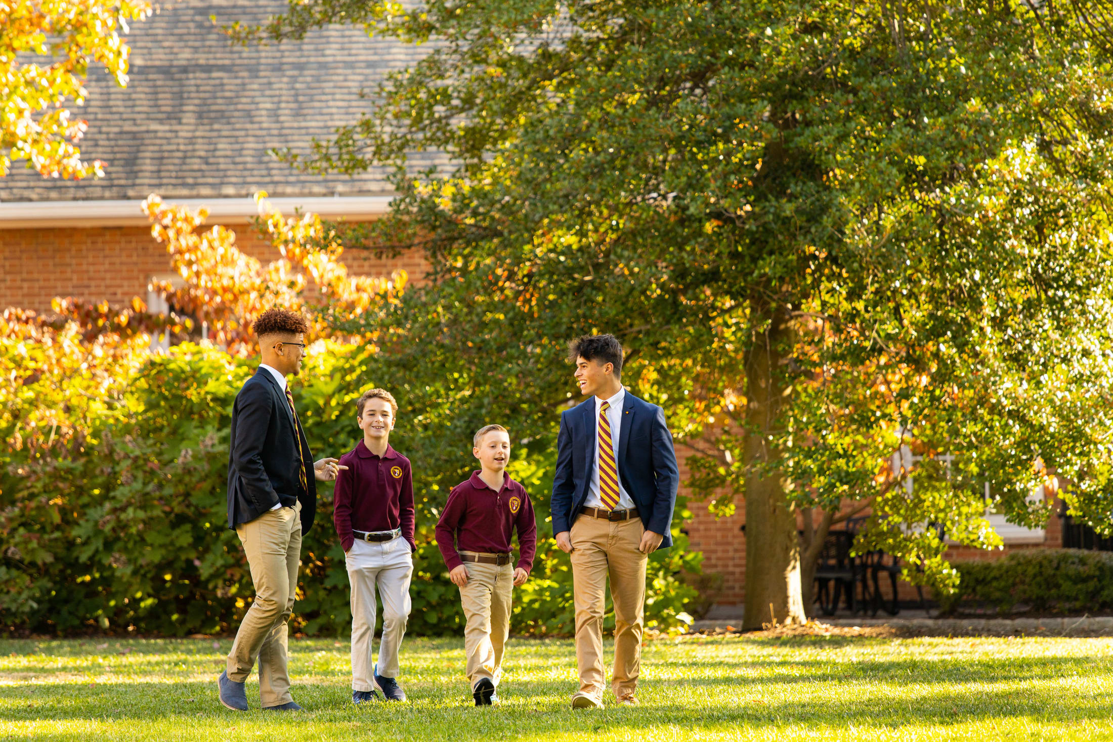Boys Private School on the Main Line | The Haverford School