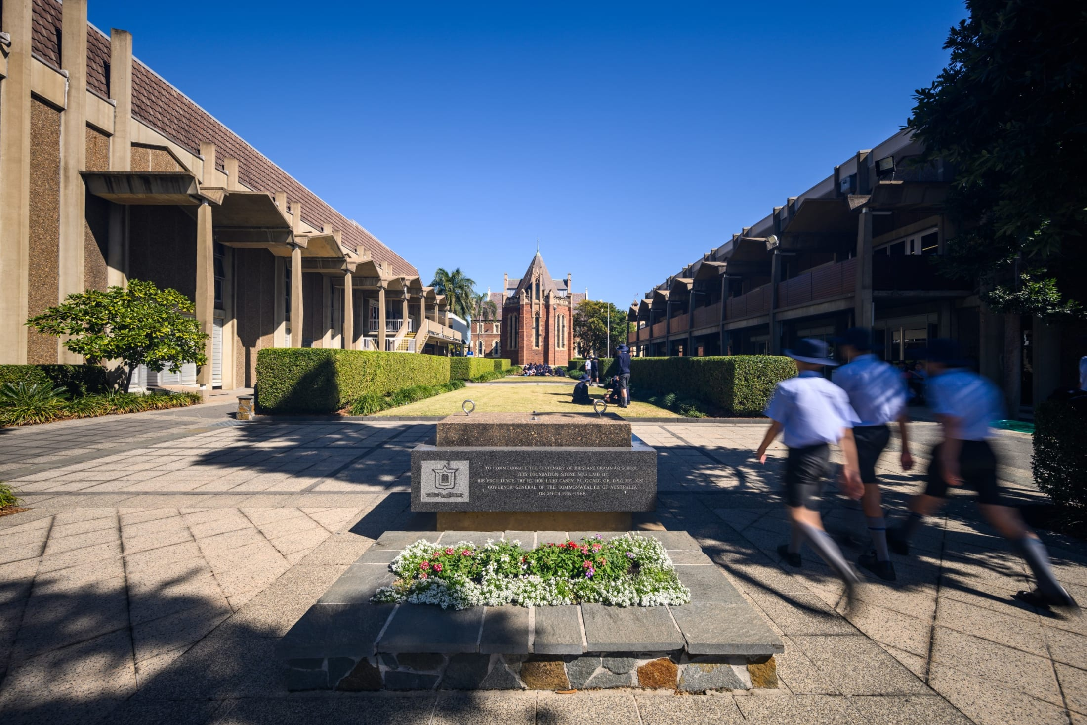 Brisbane Grammar School Queensland S Leading Boys School