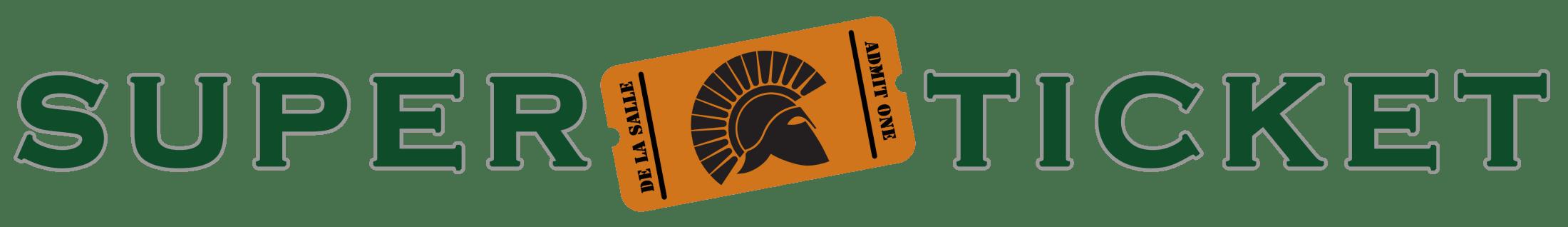 Super Ticket Logo