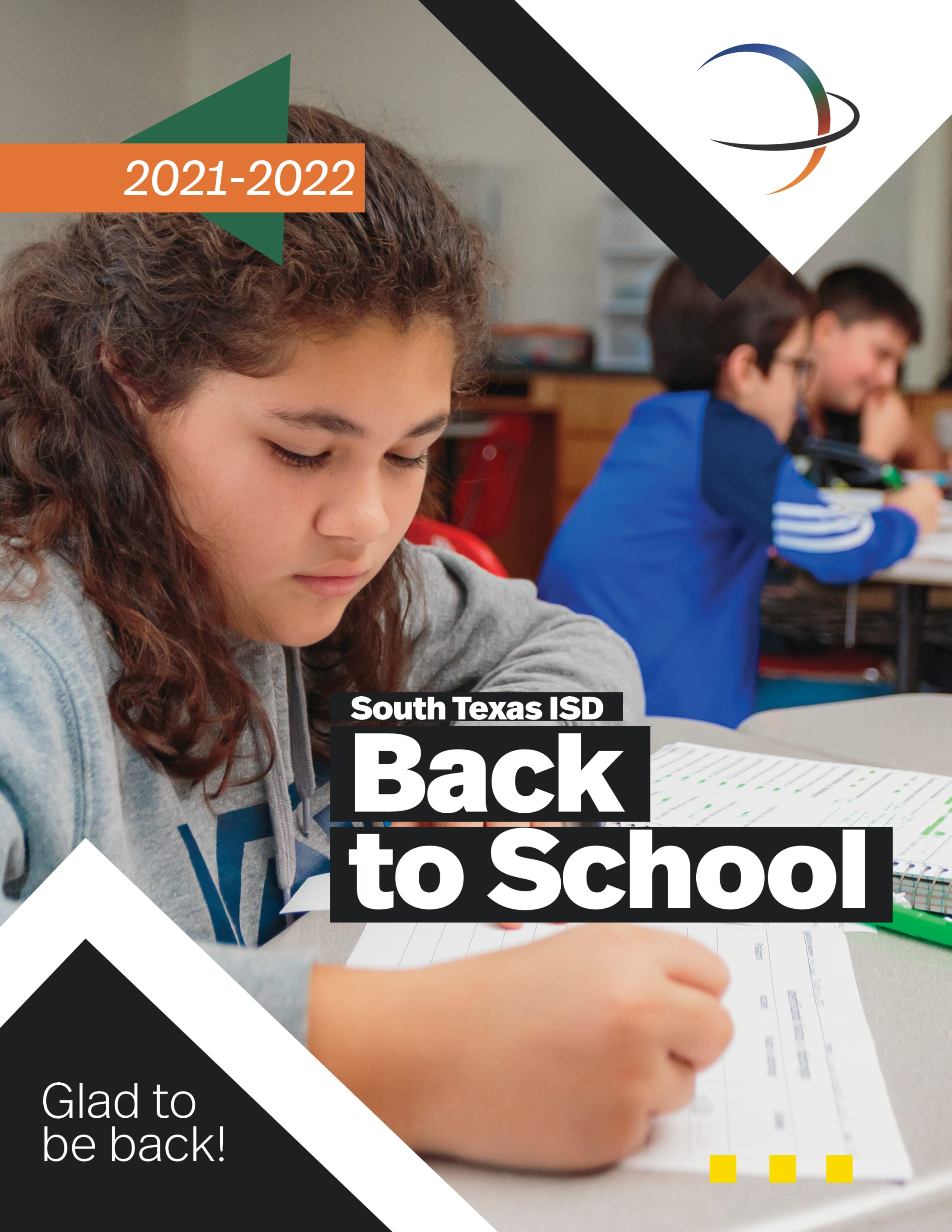 2021-2022 Project Safe Return Back to School Guidelines cover