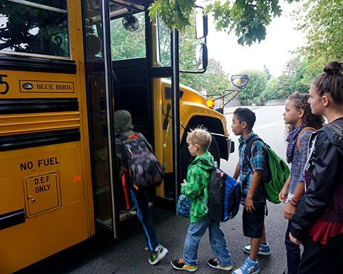 Transportation Highline Public Schools