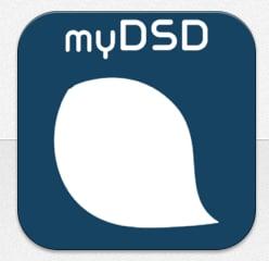 myDSD logo