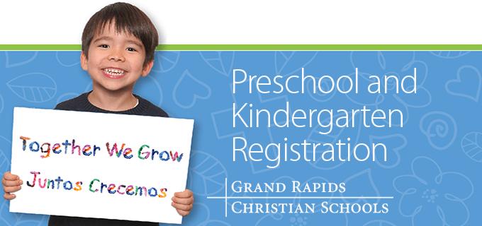 Early Childhood Registration 19 20