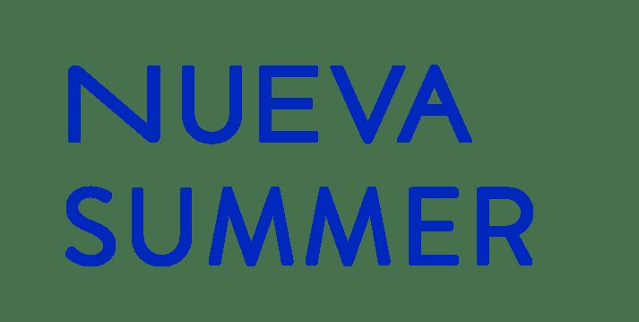 Logo for Nueva Summer