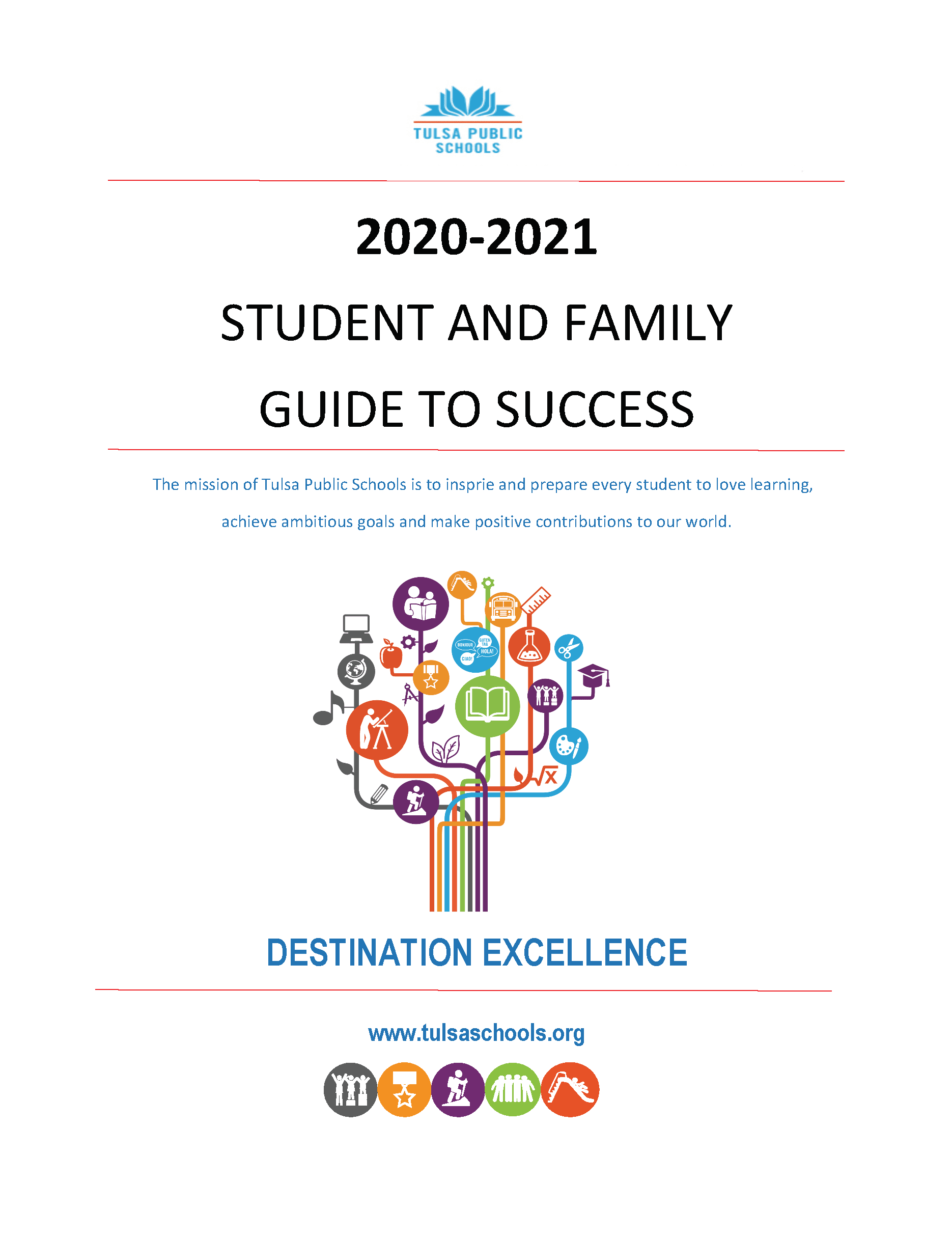 Student And Family Guide To Success Independent School District No