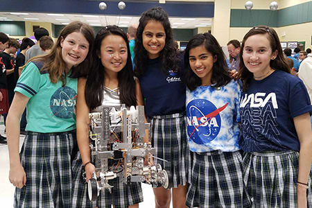 Robotics Team Article