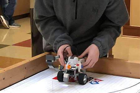 First Lego League Robotics Club | Article