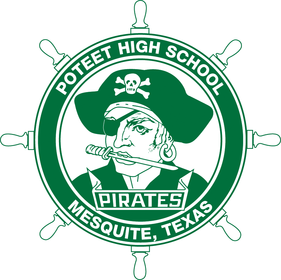 Dr Ralph H Poteet High School logo