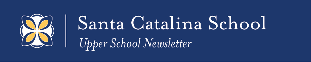Upper School Newsletter