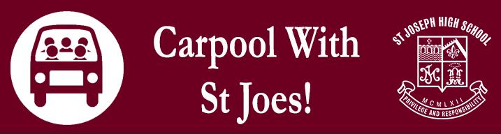 Carpool - St  Joseph High School