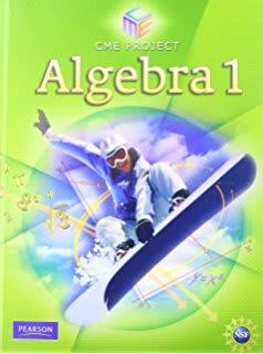 8th grade algebra 1