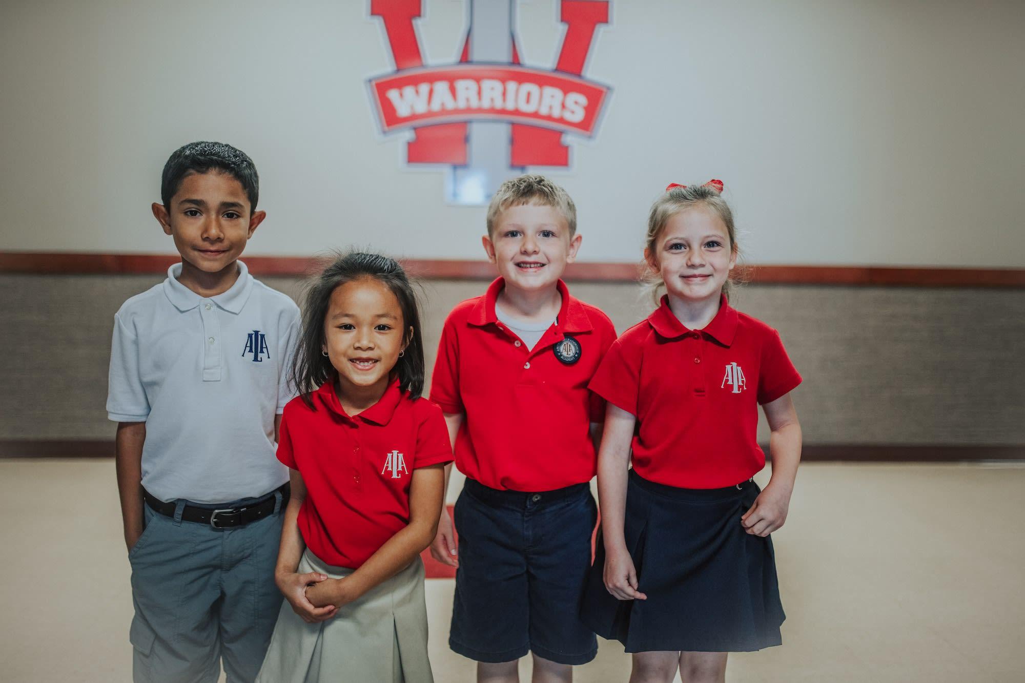 Uniforms - American Leadership Academy Schools