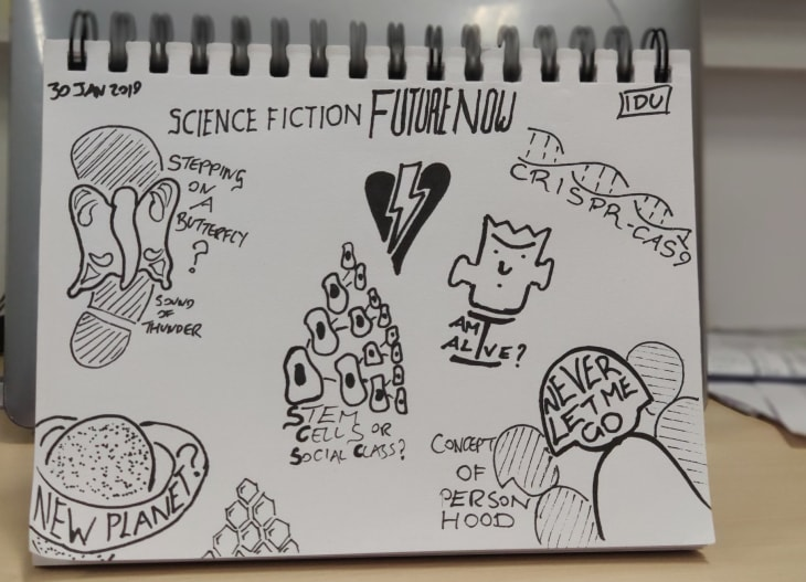 Fact & Fiction: Science Meets Literature in MYP | FLoW Blog Posts