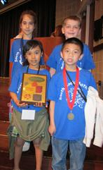 1st and 2nd Grade Math Olympiad - Palos Community