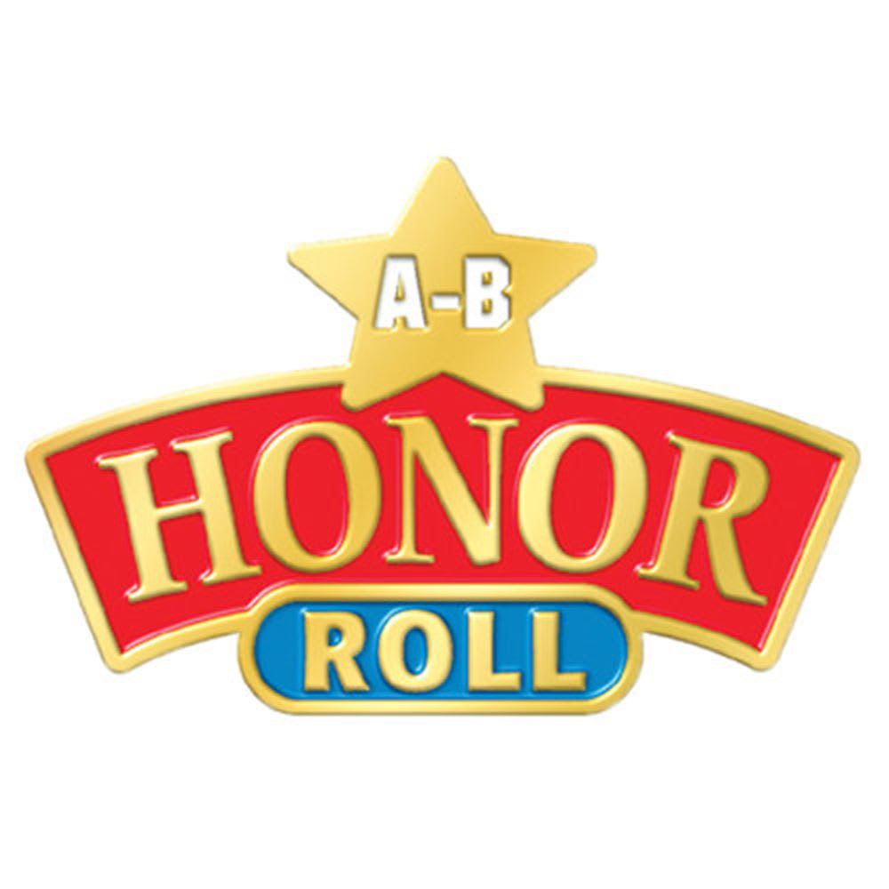 A-B Honor Roll Banner