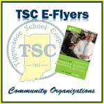 TSC E-Flyers Logo