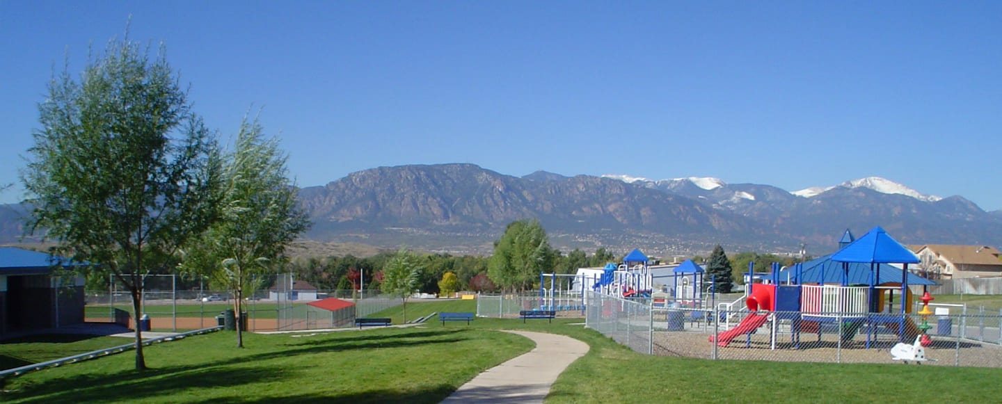 Home Widefield Parks Rec